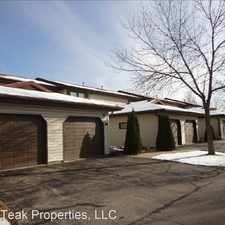 Rental info for South Park Town Homes in the Oshkosh area