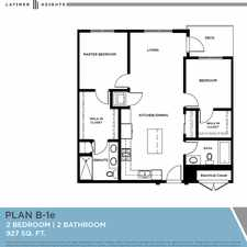 Rental info for 20018 83A Avenue #305 in the Langley Township area