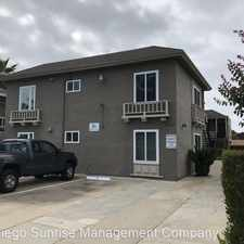 Rental info for 2631 A Street #2 in the Golden Hill area