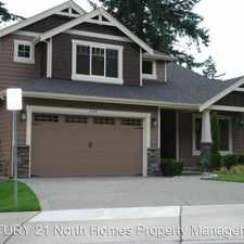 Rental info for 104 233rd Pl SE in the Bothell West area