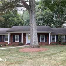 Rental info for 1940 Landover Drive in the Clemmons area