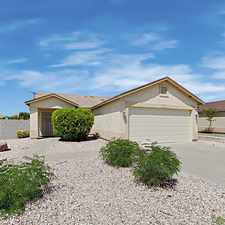 Rental info for 11824 W Scotts Drive in the Surprise area