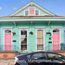 Rental info for 934-936 Mazant Street - 936 in the St. Claude area