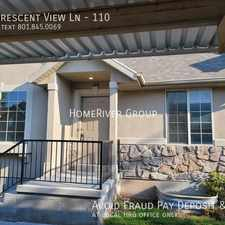 Rental info for 204 Crescent View Ln in the Tooele area