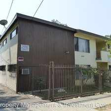 Rental info for 5624 Meridian Apt 103 in the Eagle Rock area