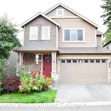 Rental info for 19614 2nd Dr SE in the Bothell West area