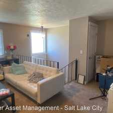 Rental info for 1358 East 8685 South in the Midvale area