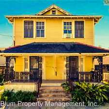 Rental info for 834 N. Hennessey St - djr0834 in the City Park area