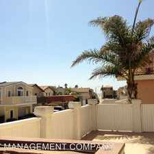 Rental info for 5251 Seabreeze Way in the Oxnard Shores area