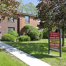Rental info for Balmoral Townhomes in the Brampton area