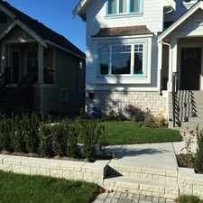 Rental info for 3985 West 20th Avenue in the Dunbar-Southlands area