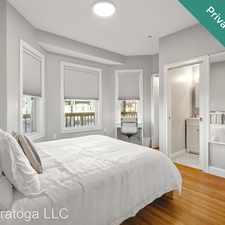Rental info for 1061 Saratoga St. Coliving in the Harbor View - Orient Heights area