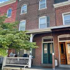Rental info for 330 N 16th St in the Allentown City Historic District area