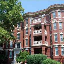 Rental info for 5295 Waterman Blvd in the DeBaliviere Place area