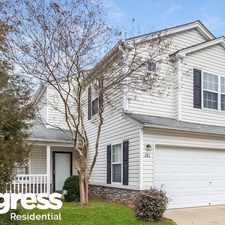 Rental info for 281 Windcroft Ln Nw in the Acworth area