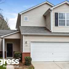 Rental info for 187 Windcroft Cir Nw in the Acworth area