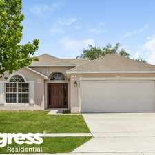 Rental info for 4821 Petal Pawpaw Ln in the St. Cloud area