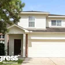 Rental info for 21131 Field House Ct in the George Bush Intercontinental Airport area