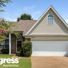 Rental info for 9820 Dogwood Ct E in the Olive Branch area