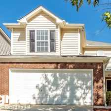 Rental info for 5295 Tussahaw Xing in the McDonough area