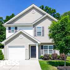 Rental info for 4631 Montelena Dr in the Wildwood area