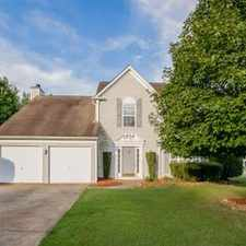 Rental info for 367 Darter Pt Nw in the Acworth area