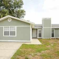 Rental info for 1204 Honeytree Ln W in the Lakeland area