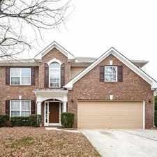 Rental info for 4354 Walforde Blvd in the Acworth area