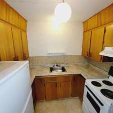 Rental info for 11837 106 St Nw #101 in the Westwood area
