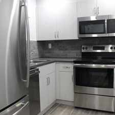 Rental info for 13524 110 St Nw #2 in the Rosslyn area