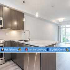 Rental info for 20686 Eastleigh Cres #202 in the Langley area