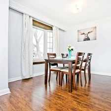 Rental info for 31 Romulus Dr in the Bendale area