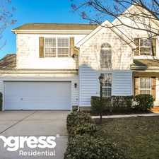 Rental info for 2529 Governors Pointe Ct Ne in the Kannapolis area