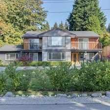 Rental info for 355 Lawson Ave in the West Vancouver area