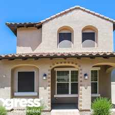 Rental info for 29082 N 124th Ln in the The Village at Vistancia area