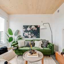 Rental info for 1598 Queen St E #5 in the The Beaches area