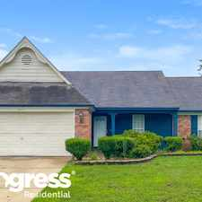 Rental info for 10323 Palmer Cv in the Olive Branch area