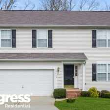 Rental info for 10408 Sparrow Springs Ln in the Wildwood area