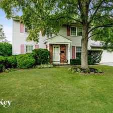 Rental info for 3417 Kroehler Dr in the Hilliard area