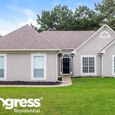 Rental info for 516 Bentley Way in the McDonough area
