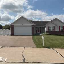 Rental info for 2 Sassafras Parc Ct in the O'Fallon area