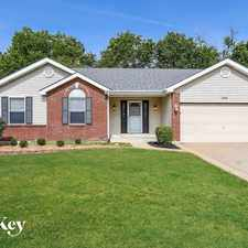 Rental info for 1246 Ashford Place Dr in the O'Fallon area