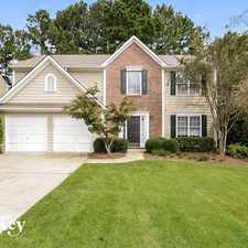 Rental info for 4242 Brighton Way Nw in the Acworth area