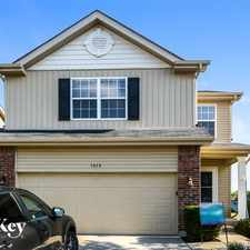 Rental info for 1312 Commons Cir in the O'Fallon area