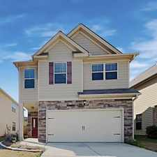 Rental info for 2726 Trebek Ct in the McDonough area