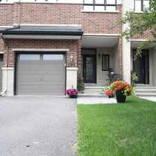 Rental info for 286 Keyrock Dr in the Kanata North area
