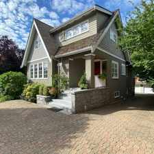 Rental info for 7295 Angus Dr in the Kerrisdale area