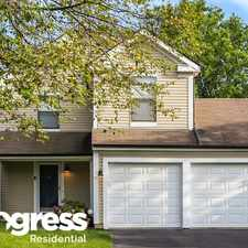 Rental info for 3629 Sugar Loaf Ct in the Hilliard area