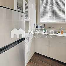 Rental info for 1519 Walnut St #6 in the North Berkeley area