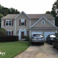 Rental info for 4360 Sentinel Pl Nw in the Acworth area